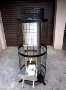 5 Small incinerator